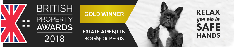 Gold British Property Awards 2018 Bognor Regis